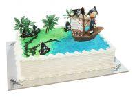 Pirat im Segelschiff
