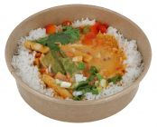 Rotes Thai Curry - Poulet